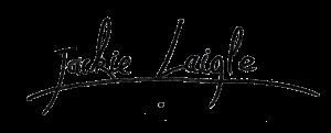 signature Jackie LAIGLE