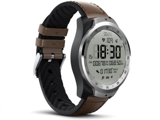 ticwatch pro lcd